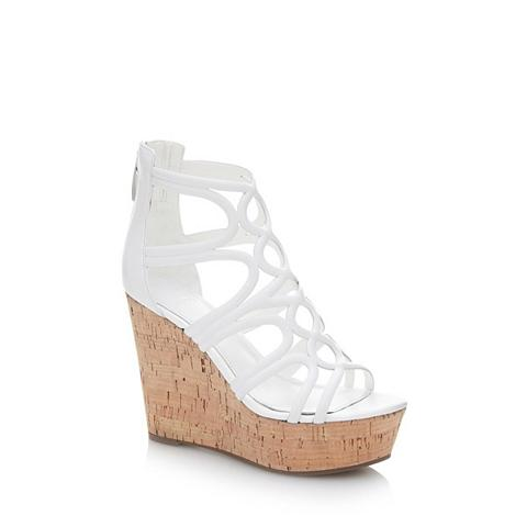 GUESS WEDGES GEDDY
