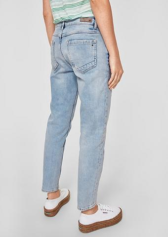 S.OLIVER RED LABEL Girlfriend Patrumpinti Embroidery-Jean...