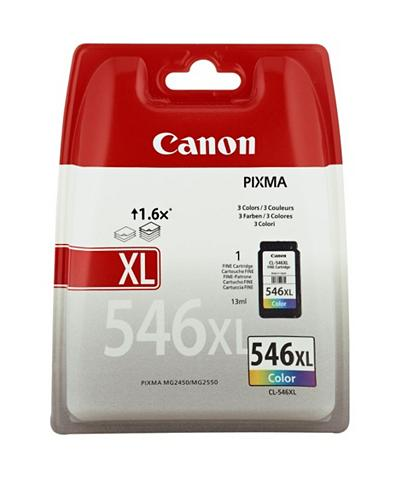 CANON CL-546XL spalva XL Ink Cartridge Rašal...