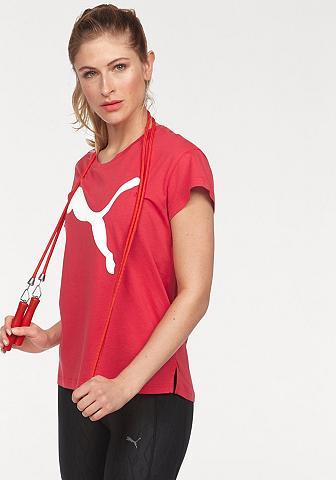 PUMA Marškinėliai »ELEVATED ESS LOGO TEE«