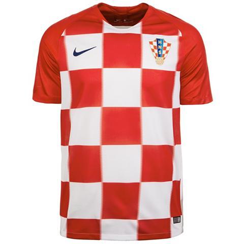NIKE Marškinėliai »Kroatien Wm 2018 Heim«
