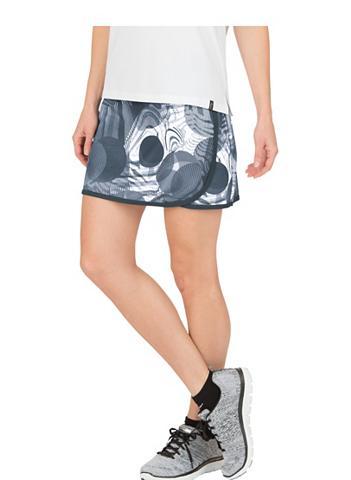 TRIGEMA Teniso sijonas su raštas