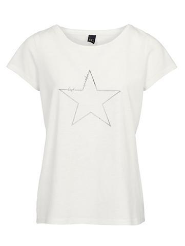 heine CASUAL Marškinėliai su Frontdruck