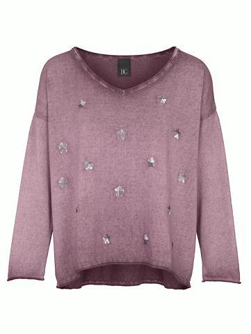 heine CASUAL Megztinis su blizgučiai