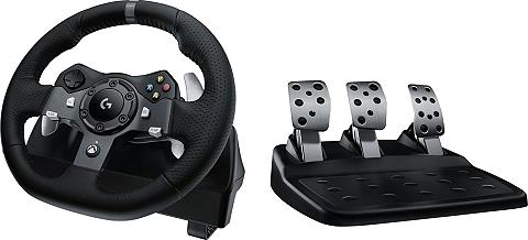 Logitech G »G920 Driving Force Racing Wheel USB l...