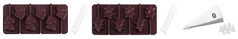 DR. OETKER Schokoladen-Set 3-teilig: Schokoladenf...