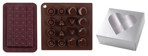 DR. OETKER Schokoladenform »Süße Tafeln« (Rinkiny...