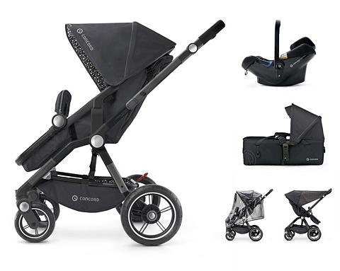 CONCORD Vaikiškas vežimėlis ir Vaikiška automo...