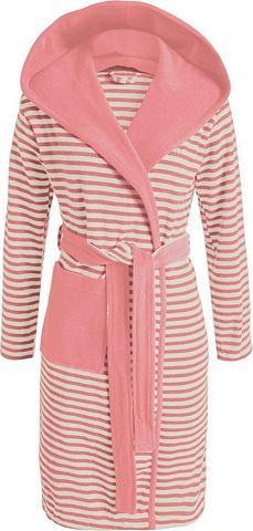 ESPRIT Moteriškas chalatas »Striped Bliuzonas...