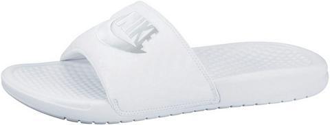 Nike Sportswear »Wmns Benassi JDI« maudymosi sandalai
