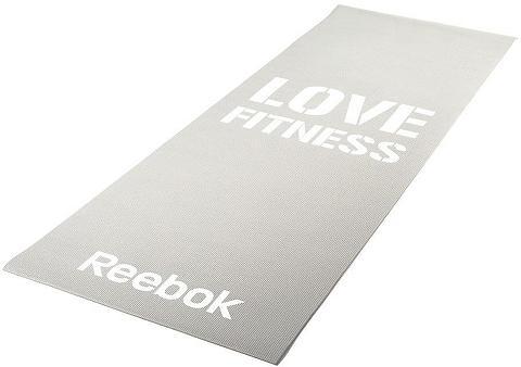 REEBOK Fitneso kilimėlis »Fitness Mat Grey Lo...