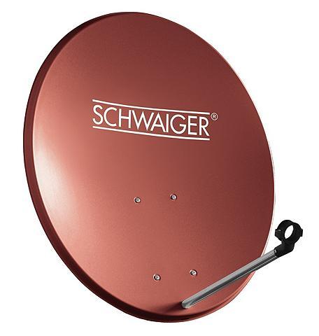 Schwaiger Sat-Spiegel Stahl Offset Antenne (55cm...