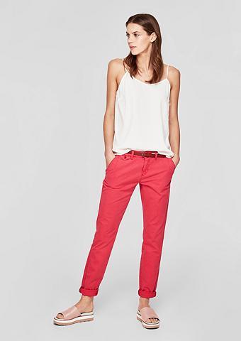 S.OLIVER RED LABEL Elegantiškas siaurėjančios kelnės su t...