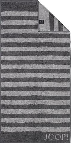 JOOP! Rankų rankšluostis »Stripes« su dezent...