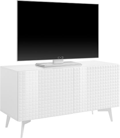 BRUNO BANANI TV staliukas »Design 3« su 3D-Fronten ...
