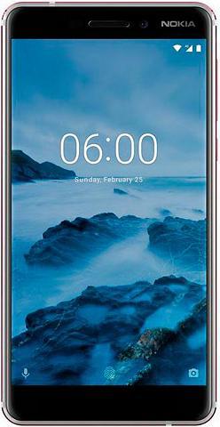 NOKIA 6 New (2018) Išmanusis telefonas (1375...