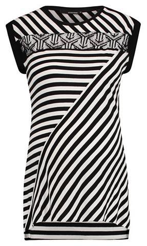 SUPERMOM Marškinėliai be rankovių »Mesh Striped...