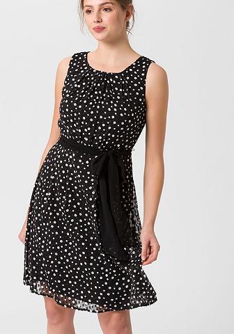 ESPRIT COLLECTION Šifoninė suknelė