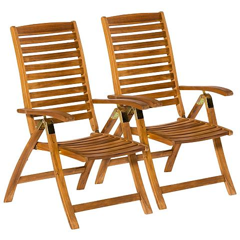 MERXX Poilsio kėdė »Paraiba« (2 vnt. rinkiny...