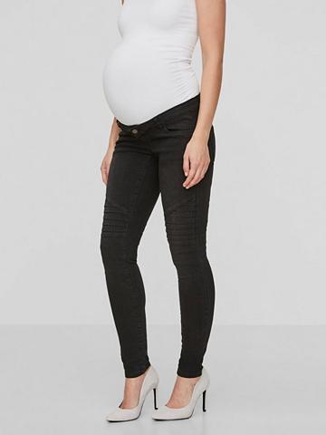 MAMALICIOUS Siauras forma Džinsai nėščioms