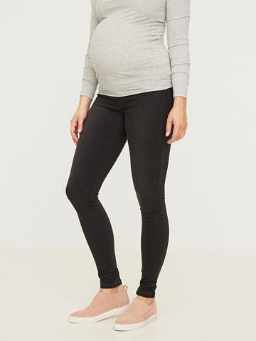 MAMALICIOUS Skinny- Tamprės nėščiosioms