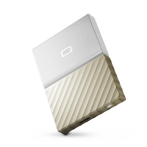 WESTERN DIGITAL My Passport Ultra 2 TB »Tragbarer Spei...