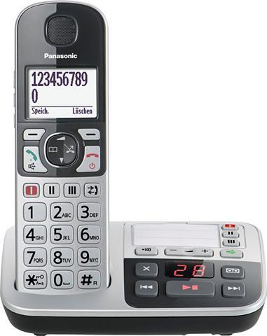 PANASONIC »KX-TGE520« Seniorentelefon (Mobilteil...