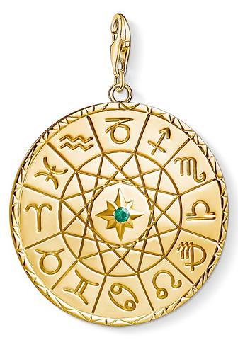 THOMAS SABO Pakabukas »Sternzeichen Coin gold Y003...