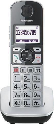 PANASONIC »KX-TGQ500« Seniorentelefon (Mobilteil...