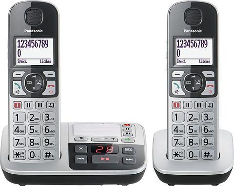 PANASONIC »KX-TGE522« Seniorentelefon (Mobilteil...