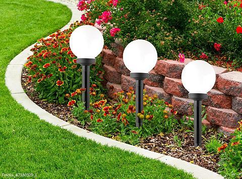 LED Saulės žibintai