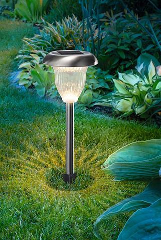 ESOTEC Šviestuvas su saulės baterija »Flower ...