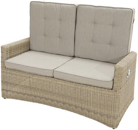PLOSS Sodo sofa »Sahara« Polyrattan beige ir...