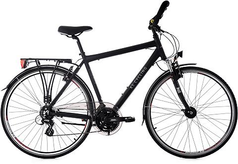 KS CYCLING Turistinis dviratis 24 Gang Shimano Al...