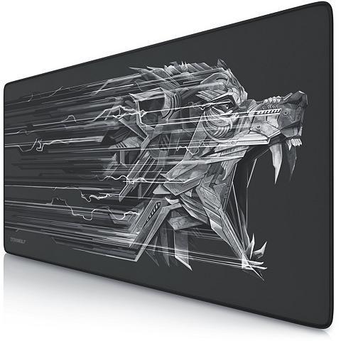 Titanwolf XXL Gaming Mauspad su 900 x 400mm »Mou...