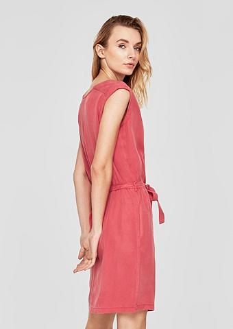 S.OLIVER RED LABEL Trumpas suknelė iš liocelis