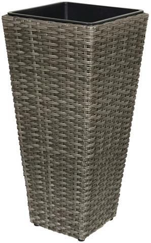 PLOSS Vazonas »Rocking« 28x28x28 cm Polyratt...