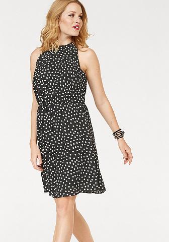 JACQUELINE DE YONG Šifoninė suknelė »CHILI«