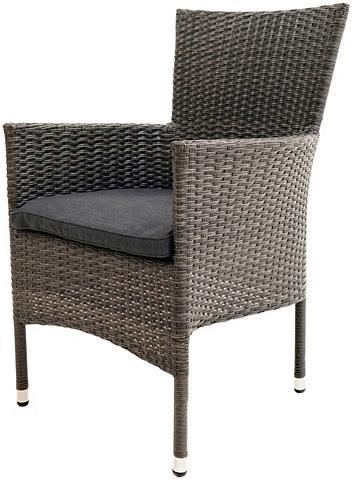PLOSS Poilsio kėdė »Rocking Basic« Polyratta...
