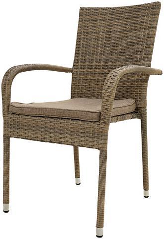 PLOSS Sodo kėdė »Rabida Basic« Polyrattan st...
