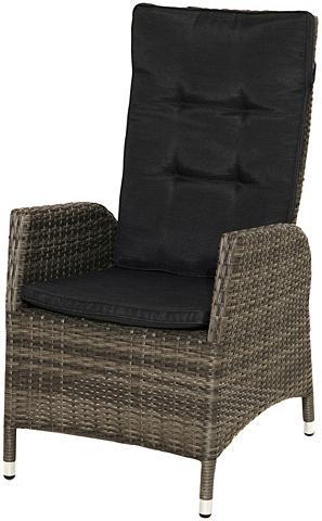 PLOSS Poilsio kėdė »Rocking« Polyrattan kočė...