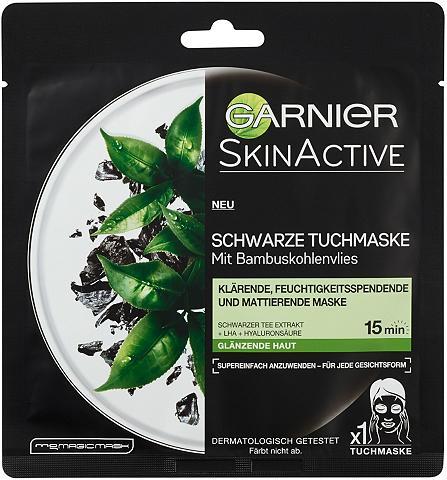 GARNIER »Skin Active Schwarzer Marškinėliai Ex...