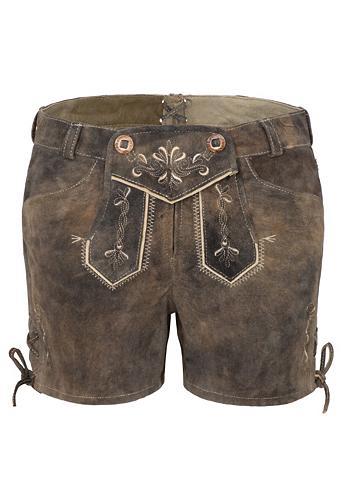 SPIETH & WENSKY Spieth & Wensky trumpas odinės kelnės ...