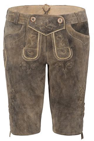 SPIETH & WENSKY Spieth & Wensky odinės kelnės Bichl tr...