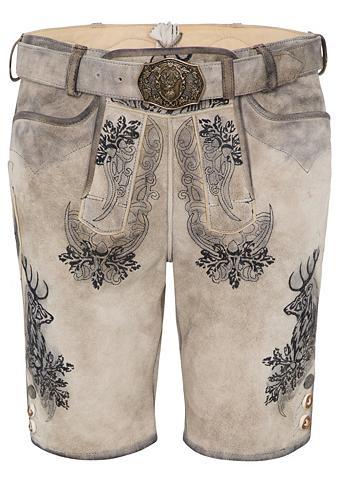 SPIETH & WENSKY Spieth & Wensky odinės kelnės Elvis tr...