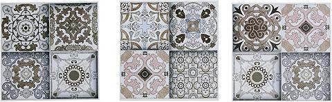 HOME AFFAIRE Flisinis tapetas »Ornamente« 12x 15/15...
