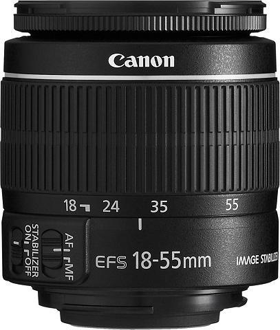 Canon »EF-S18-55MM F3.5-5.6 IS II TW« Zoomob...