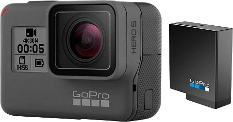 GOPRO Go Pro »HERO5 Black Chesty Bundle« Act...
