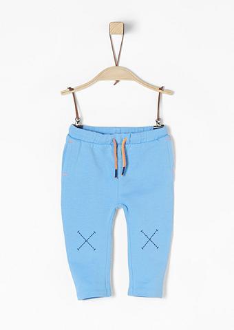 S.OLIVER RED LABEL JUNIOR Subtilus Jogging-Pants dėl Babys