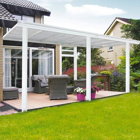 HOME DELUXE Stogas BxT: 557x303 cm